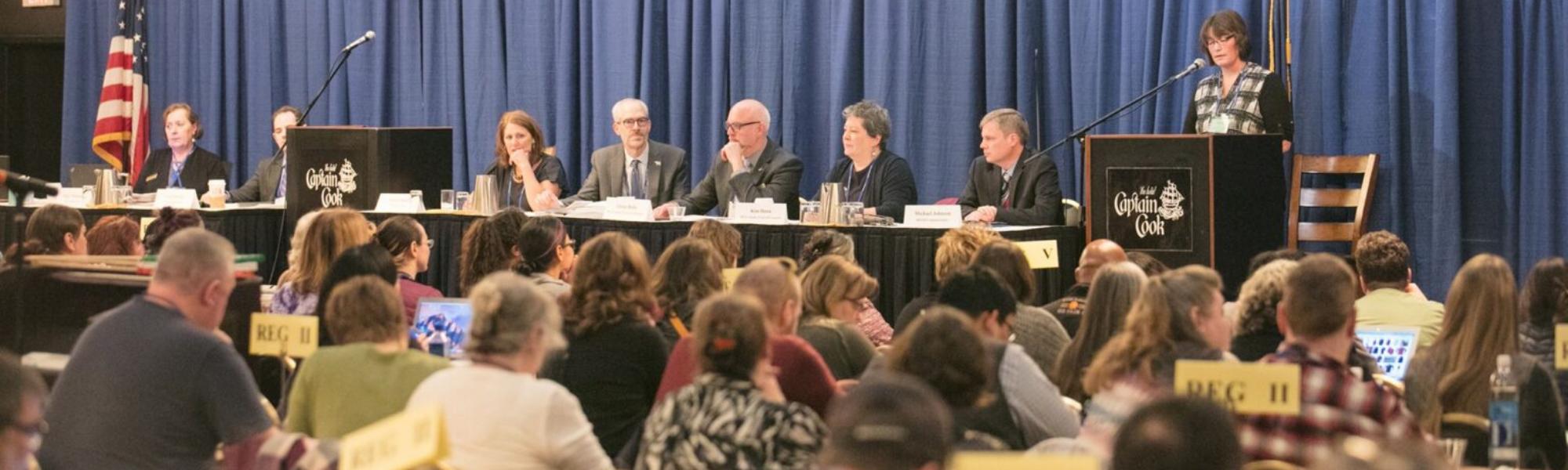 NEA-Alaska Delegate Assembly